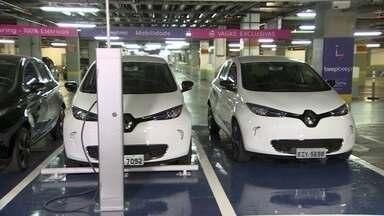 Veículos compartilhados começam a ganhar força no mercado - Um carro compartilhado retira cerca de 10 a 13 carros das ruas, segundo levantamento do National Center for Sustainable Transportation.