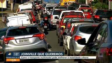 Joinville Que Queremos - Como o transporte multimodal pode melhorar a mobilidade urbana - Joinville Que Queremos - Como o transporte multimodal pode melhorar a mobilidade urbana