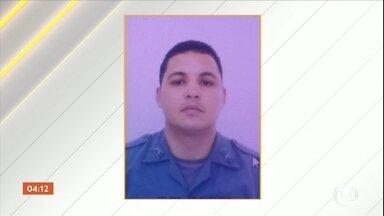 Soldado é preso ao matar colega dentro de batalhão em Campinas (SP) - O soldado Avelino atirou quatro vezes contra o colega Thiago, dentro do batalhão da Polícia Militar de Campinas, São Paulo.