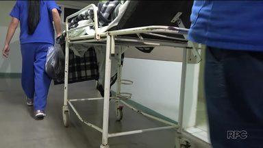 Equipe da RPC mostra o trabalho nas áreas de acesso restrito de um hospital - A rotina é uma corrida contra o tempo para salvar vidas.