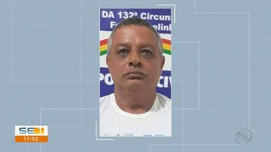 Suspeito de abusar de criança em Sergipe é preso em Pernambuco - Suspeito de abusar de criança em Sergipe é preso em Pernambuco.