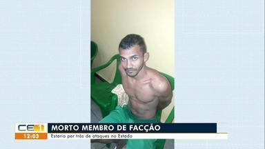 Homem que estaria por trás de ataques é assassinado em Juazeiro do Norte - Saiba mais no g1.com.br/ce