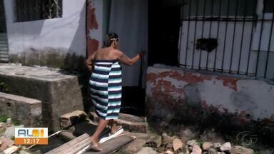 Prefeitura de Maceió inclui Bom Parto em decreto de calamidade pública - Ordem foi renovada por mais seis meses, e já incluía os bairros de Pinheiro, Bebedouro e Mutange.