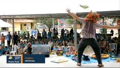 Em Maracaju, evento trás música, dança, poesia e teatro hoje e amanhã - Em Maracaju, evento trás música, dança, poesia e teatro hoje e amanhã