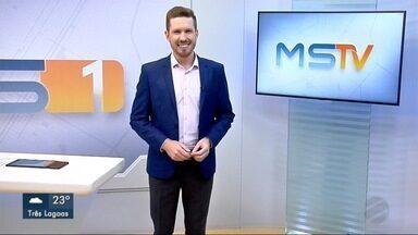 MSTV 1ª Edição Dourados - edição de quinta-feira, 26/09/2019 - MSTV 1ª Edição Dourados - edição de quinta-feira, 26/09/2019