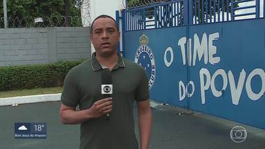 Ceni demitido - Cruzeiro anuncia saída do técnico - Rogério Ceni não é mais técnico do Cruzeiro. O treinador foi demitido, na noite desta quinta-feira, com pouco mais de um mês no comando do time.