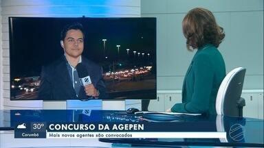 Mais agentes penitenciários são convocados - Nova convocação de aprovados no concurso público da Agência Penitenciária de Mato Grosso do Sul.