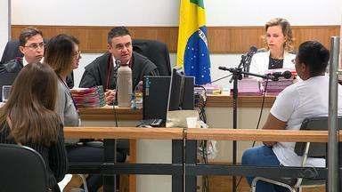 Ex-policial militar acusado de matar boxeador é julgado em Porto Alegre - Homem responde por homicídio qualificado.