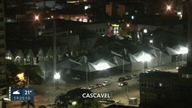 Festa da Padroeira começa dia 09 de outubro em Cascavel - A festa vai até o dia 13 de outubro no estacionamento da Catedral de Cascavel.