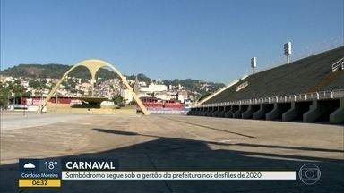 Sambódromo segue sob gestão da prefeitura no carnaval de 2020 - Acordo foi assinado entre a Liesa e a Riotur.