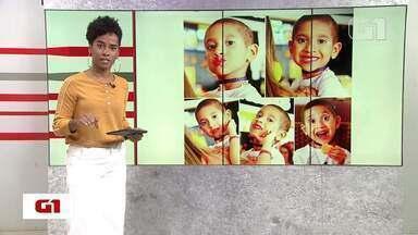 G1 no BDDF: Morre menina que emocionou Brasília ao cantar com Vitor Kley - Veja outros destaques: TCDF autoriza concurso. Exposição de fotos mostra qualidade de vida de transplantados no DF.
