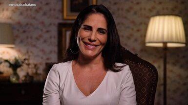 Atriz Gloria Pires fala sobre a história de 'Éramos Seis', nova novela das 6 - Atriz Gloria Pires fala sobre a história de 'Éramos Seis', nova novela das 6