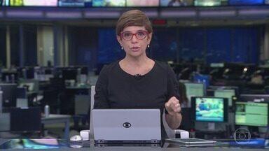 Jornal da Globo - Edição de sexta-feira, 27/09/2019 - As notícias do dia com a análise de comentaristas, espaço para a crônica e opinião.