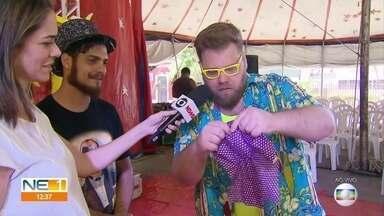 Mostra de Circo oferece programação gratuita no Recife - Atrações se apresentam no Bairro do Recife, no Centro, e no Sítio da Trindade, em Casa Amarela, na Zona Norte.