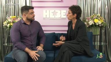 """Lançamento do filme """"Hebe - A Estrela do Brasil"""" - Daniel Viana conversa com Andrea Beltrão e mais estrelas do filme"""