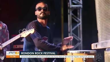 Ji-Paraná se prepara para nova edição do Rondon Rock Festival - Edição deste ano acontece em outubro.