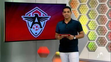 Daniel Sobralense volta ao futebol cearense no Atlético-CE e projeta retorno aos gramados - Repórter Lucas Catrib e o meia-atacante também revelaram semelhanças entre os dois. Confira!