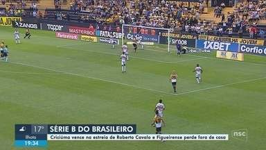 Criciúma vence o Botafogo-SP e ganha fôlego em luta contra a queda - Criciúma vence o Botafogo-SP e ganha fôlego em luta contra a queda