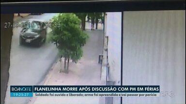 Será enterrado neste domingo (28) o flanelinha morto a tiros em Londrina - O homem de 35 anos, morreu após discutir com um policial militar à paisana, no centro da cidade.
