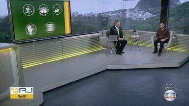 Bom dia Rio - Edição de segunda-feira, 30/09/2019 - As primeiras notícias do Rio de Janeiro, apresentadas por Flávio Fachel, com prestação de serviço, boletins de trânsito e previsão do tempo.