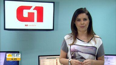 Joelma Gonçalves destaca as notícias do G1 Sergipe - Joelma Gonçalves destaca as notícias do G1 Sergipe.
