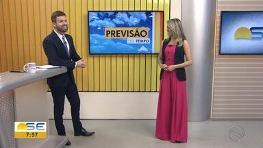 Michele Costa fala sobre a previsão do tempo para este início de semana - Michele Costa fala sobre a previsão do tempo para este início de semana.