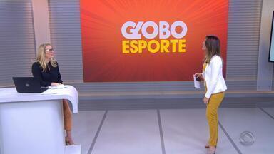 Confira os destaques do futebol no Jornal do Almoço desta segunda-feira (30) - Assista ao vídeo.
