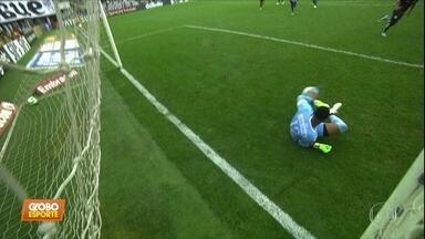 Veja os gols da vitória do Santos sobre o CSA - Veja os gols da vitória do Santos sobre o CSA