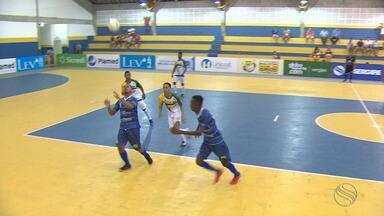 Veja os lances que mais chamaram a atenção na quarta rodada da Copa TV Sergipe - Seleção de lances tem frangos, golaços e jogadas de efeito.