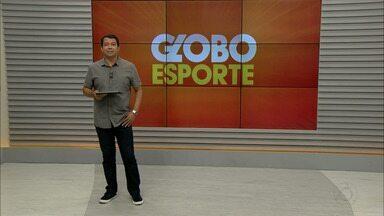 Confira na íntegra o Globo Esporte PB desta segunda-feira (30.09.19) - Kako Marques apresenta os principais destaques do esporte paraibano