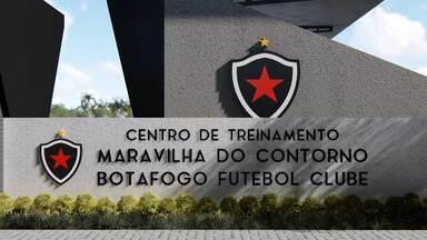 Confira o projeto do novo centro de treinamento do Botafogo-PB - Belo planeja modernizar a Maravilha do Contorno