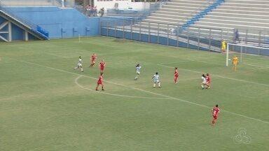 Iranduba empata com o Internacional e está eliminado do Brasileiro Sub-18 - Partida realizada no sábado, em Manaus, terminou em 1 a 1 e era válida pela semifinal