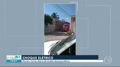 Homem morre eletrocutado em Toritama - Caso aconteceu na bairro Areal