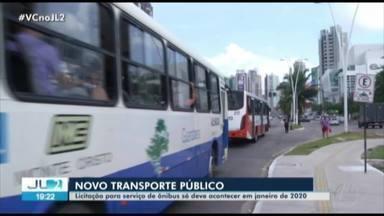 Prefeitura de Belém faz última audiência antes de abrir licitação para transporte público - O pregão deve ocorrer em janeiro.