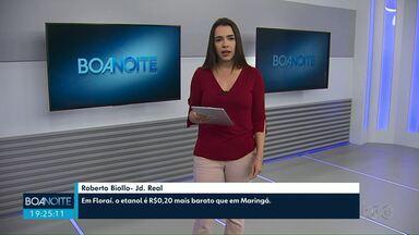 Telespectadores participam do Boa Noite Paraná - Envie sua mensagem pelo aplicativo Você na RPC