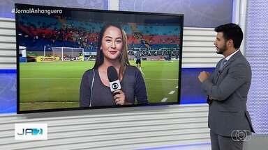 Goiás pega o cruzeiro no Serra Dourada pela Série A - Já pela Segundona, o Atlético enfrenta o Guarani, em Campinas.