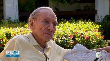Publicitário e Apresentador Luiz Geraldo morre em Recife - Um dos pioneiros da TV Pernambucano morreu aos 83 anos