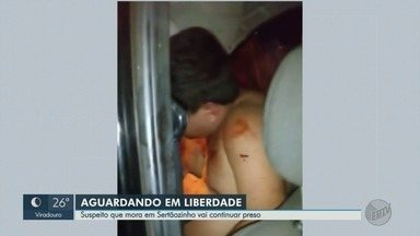 MP critica soltura acusado de dirigir na contramão e matar segurança em Ribeirão Preto - Promotor diz que vai recorrer da decisão que libertou Clayton Rogério Gomes.