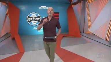 Globo Esporte, terça-feira, 01/10/2019 na Íntegra - O Globo Esporte atualiza o noticiário esportivo do dia.