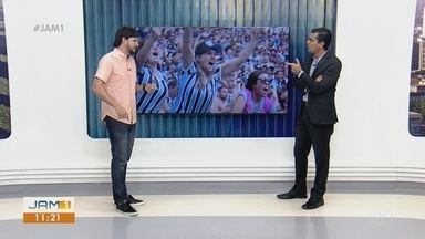 Confira os destaques do Globo Esporte Amazonas desta quarta-feira (2) - Confira os destaques do Globo Esporte Amazonas desta quarta-feira (2).