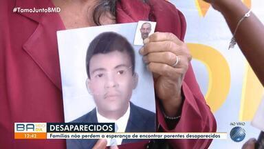 Confira o quadro de Desaparecidos desta quarta-feira (02) - Quem tiver informações sobre as pessoas procuradas deve ligar para a Polícia Civil.
