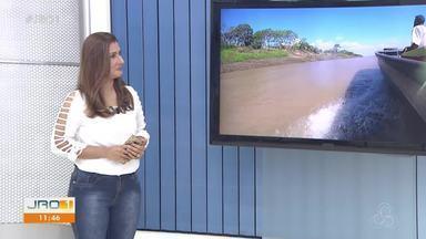 Banzeiros: Histórias às margens do Rio Madeira - Conheça um pouco do Distrito de Nazaré no Baixo Madeira.