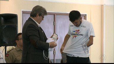 Petrúcio Ferreira participa do lançamento da Corrida Paraíba Pela Paz - Provas de 5km e 10km vão acontecer em dezembro, em João Pessoa