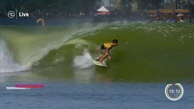 Amanhã começa a etapa da França do campeonato mundial de surf - Medina e Felipe Toledo estarão no campeonato.