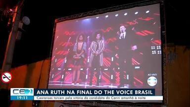 Muita torcida para finalista caririense do The Voice Brasil - Confira mais notícias em g1.globo.com/ce