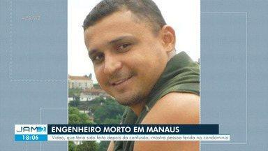 Enteado de prefeito de Manaus é interrogado sobre morte de engenheiro durante festa - Outras dez pessoas foram ouvidas pela polícia. Vítima estava desaparecida desde madrugada de segunda-feira (30).