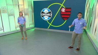 Segue o Jogo analisa o empate de Grêmio e Flamengo pela semifinal da Libertadores - Segue o Jogo analisa o empate de Grêmio e Flamengo pela semifinal da Libertadores