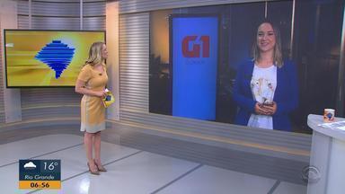 Confira os destaques do G1RS desta quinta-feira (3) - Assista ao vídeo.