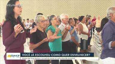 Semana do Idoso é comemorada em Ji-Paraná com diversas atividades - Idosos de hoje deixam conselhos para os velhinhos de amanhã