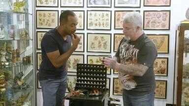 Hoje é dia de tatuagem: histórias e memórias - A pele como forma de expressão.